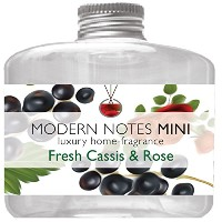 MODERN NOTES リードディフューザー(小) FRESH CASSIS & ROSE 95mL