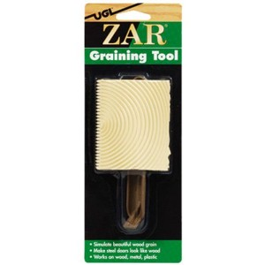 United Gilsonite Lab14337Wood Graining Tool-WOOD GRAINING TOOL (並行輸入品)