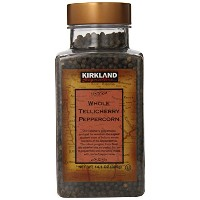 KIRKLAND WHOLE TELLICHERRY PEPPERCORN ブラックペッパー 粒