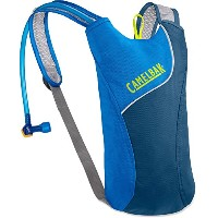 [キャメルバック]CamelBak Skeeter Hydration Pack - 1.5 Liters - キッズ' バックパック POSEIDON/ELECTRIC BLUE 50 fl oz...