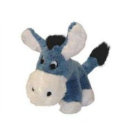 Kyjen PP01138 PipSqueaks Donkey Plush Dog Toy