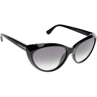 Tom Ford TF 231 Martina 01B Black Women's Sunglasses