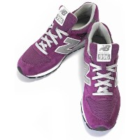 [ニューバランス] new balance M996 Purple (PU) 8D (26cm)