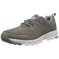 Caterpillar Interact Lo Mens Suede Walking Sneakers / Shoes-Grey-29