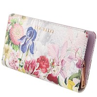 テッドベイカー TED BAKER 長財布 xs6w/xl64 SANDINE encyclopedia xhatch matinee [並行輸入品]