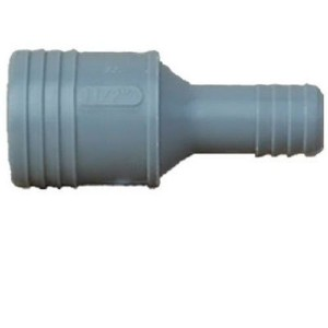 Genova350154Reducing Insert Coupling-1-1/2X1-1/4 INS COUPLING (並行輸入品)
