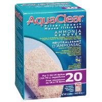 Filters-NOW WFACA596 AquaClear 20 Ammonia Remover