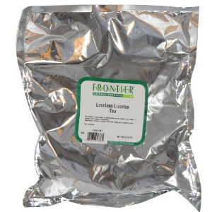 Frontier Natural Products, Luscious Licorice Tea, 16 oz (453 g)