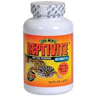 Zoo Med Reptivite without D3 8oz by Zoo Med