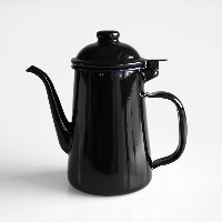 GLOCAL STANDARD PRODUCTS / GSP COFFEE POT(BK)【グローカルスタンダードプロダクツ/琺瑯/燕/tsubame/コーヒーポット/ドリップポット/ハンドドリップ...