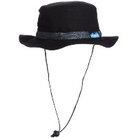 (カブー)KAVU Strap Bucket Hat 11863452 Black S