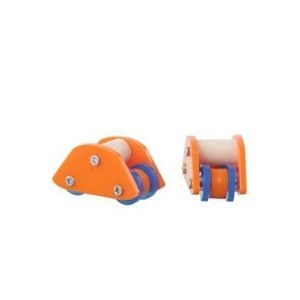 Zoo Max DUS517 Rollers Skate Small Low Profile by Zoo-Max