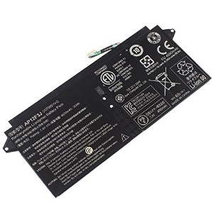 ノートパソコンのバッテリーReplacement Li-polymer Battery AP12F3J(35Wh 4680mAh 7.4V) for Acer Aspire 13.3 inch S7...