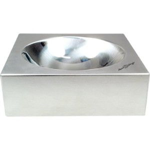 Red Dingo DB-SS-SI-LG Dog Bowl Stainless Steel, Large