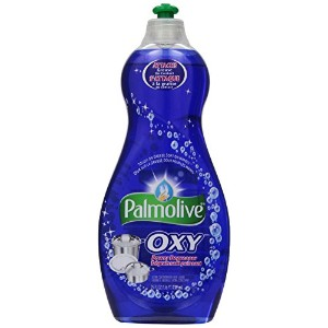 Palmolive Ultra Oxy-plus Power Degreaser Dish Liquid, 25 Ounce by palmolive