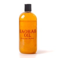 Mystic Moments | Baobab Carrier Oil - 1 Litre - 100% Pure