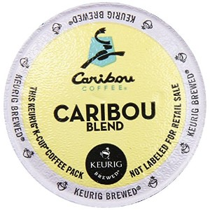 Caribou Coffee, Caribou Blend, K-Cup Portion Pack for Keurig K-Cup Brewers (Pack of 48) by Caribou...
