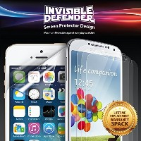 [HD CLARITY] Invisible Defender - Xperia Z Ultra 液晶保護フィルム Screen Protector for Xperia Z Ultra