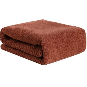 Linyuan Microfibre Exra Large Bath Towels Quick Dry Shower Travel Camping タオル for Outdoor 70*140cm