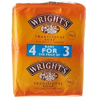 WRIGHT'S Traditional Soap With Coal Tar Fragrance