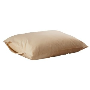 Aller-Ease Naturals Organic Cotton Allergy Protection Zippered Pillow Protector by Aller-Ease