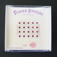 POWER JEWELRY (20, ルビー)