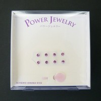 POWER JEWELRY (8, 珊瑚)