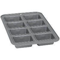 Baker's Secret 116472302 Basics Nonstick Petite Loaf Pan by Baker's Secret