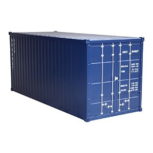 アンドグラッド Metal Container Multi Box Navy Blue 20331