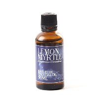 Mystic Moments | Lemon Myrtle Essential Oil - 50ml - 100% Pure