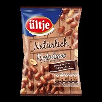 ultje peanuts - ultjeピーナッツ - Naturlich, roasted and salted 200 g - 7,05 oz - 当然とロースト塩蔵200グラム - 7...