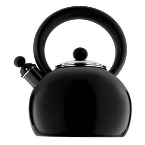 Copco 2-Quart Bella Enamel-on-Steel tea kettle ケトル ブラック