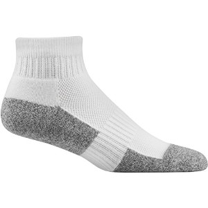 Dr. Comfort Diabetic Ankle Socks, White, Large (1 Pair) by Dr. Comfort
