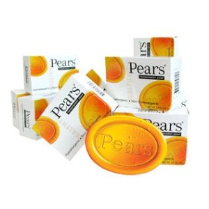 Pears Transparent Amber Soap 125 g by Pears