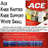 Ace Ace Knitted Knee Support Small, Small 1 each by ACE