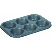 World Kitchen/Ekco1114365Baker's Secret Muffin Pan-BS 6C MUFFIN PAN (並行輸入品)