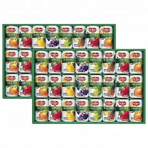 Del Monte(デルモンテ) デルモンテ 100%果汁飲料ギフト (21730210)