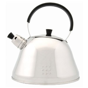 BergHoff Orion - Whistling Kettle - Stainless Steel - 2.6L