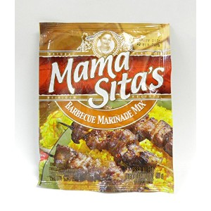 Mama sita's BARBECUE MARINADE MIX 50g [並行輸入品]