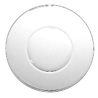 Anchor Hocking 8-Inch Presence Glass Salad Plate, Set of 12 by Anchor Hocking