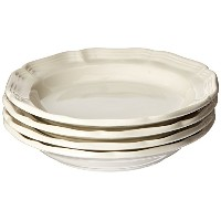 Mikasa French Countryside Bread and Butter Plate, Set of 4 by Mikasa