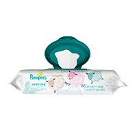 Pampers Sensitive Wipes Travel Pack 56 Count, (Pack of 8) by Pampers [並行輸入品]