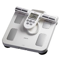 Omron HBF-510 Body Composition Monitor with Scale by Omron [並行輸入品]