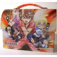 Bakugan Battle Brawlers Tin Lunch Box by Bakugan