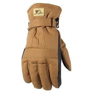 Wells Lamont1075LMens Insulated Duck Winter Work Glove-LRG COLDWTHR DUCK GLOVE (並行輸入品)