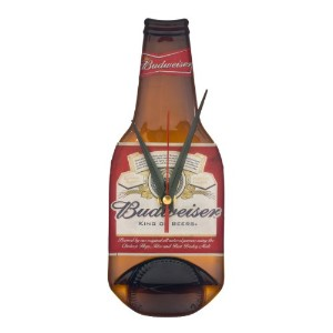 BottleClock Bud Clock