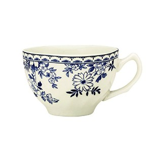 Johnson Brothers Devon Cottage Teacup, 8 oz, Multicolored by Johnson Brothers