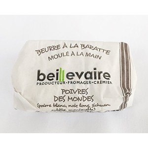 【125g】ベイユヴェール スパイス入りバター Beillevaire Butter Spices and condiments