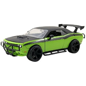 Jada 1:24 Fast & Furious 2008 Dodge Challenger Off Vehicle [並行輸入品]