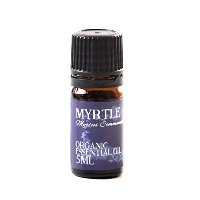 Mystic Moments | Myrtle Organic Essential Oil - 5ml - 100% Pure